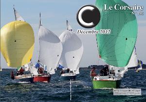 National 2012, Vert mine mène la flotte devant Eleusis, Poisson rouge et Ptiboud'bois.