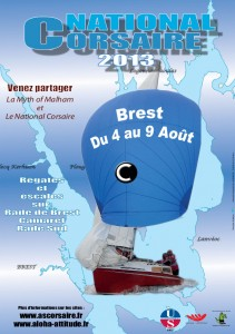 Bulletin d'inscription Brest 2013